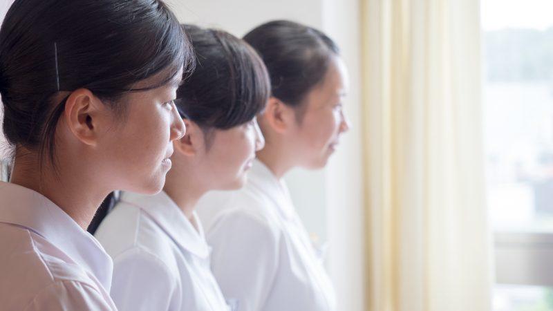 地元の高校生が豊和グループで1日看護体験!