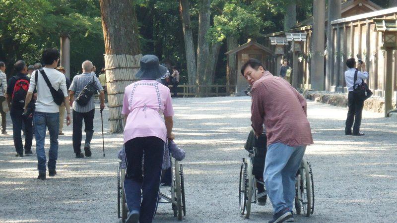 グループホームあらしまが毎年恒例の伊勢神宮参拝へ!