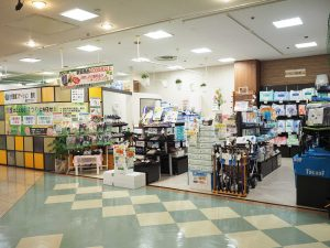 介護と福祉のお店ほうわ鳥羽ハロー店店内写真