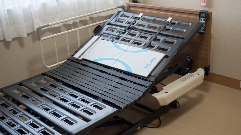 特別養護老人ホームうがた苑に介護ロボット「眠りSCAN」を12台追加導入!