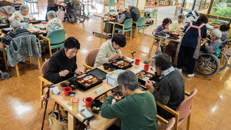 志摩豊和苑で旬を味わう「イベント食」をご提供しました!