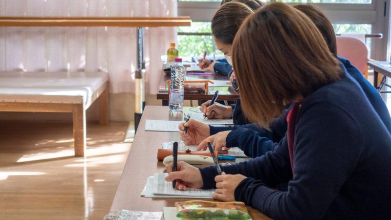豊和病院で、医療的ケア教員講習会が行われました。