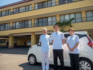 訪問リハビリテーション志摩豊和苑職員集合写真